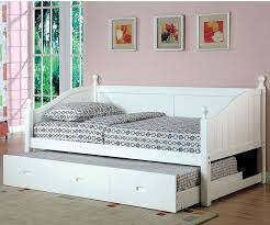 twin size daybed with trundle top white twin daybed with trundle on twin size white metal daybed