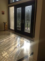 decorative glass for doors 7 cool uses of glass in a contemporary luxury home