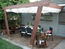 stylish outdoor canopies for the home picture on breathtaking deck