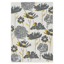Gray And Yellow Rugs Buy Yellow Grey Area Rugs From Bed Bath U0026 Beyond