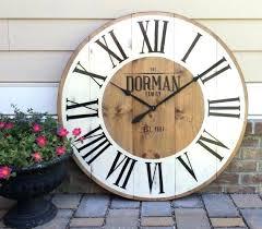 personalized picture clocks big clocks for walls big wall clocks large wall clock custom