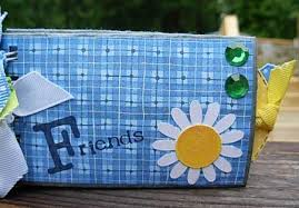 friends photo album friends mini album scrapbook crafty ideas