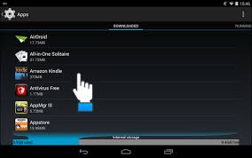 how to app on android how to stop a running app on an android device