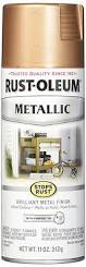 amazon com rust oleum 286564 stops rust vintage metallic spray