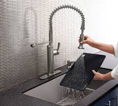 commercial kitchen faucets for home bathroom remarkable kohler faucet for tremendous kitchen or