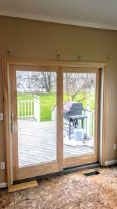 Andersen A Series Patio Door Andersen 400 Series Patio Door 3 Recently Installed Andersen 400