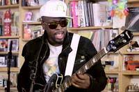 Small Desk Concerts Wyclef