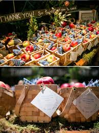country wedding favors chic rustic country wedding