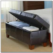 Bedroom Bench With Storage with End Of Bed Storage Bench Plus End Of Bed Chair Plus Modern Storage
