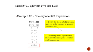 solve each exponential equation jennarocca