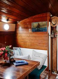 Small Boat Interior Design Ideas 26 Best Small Cozy Spaces Images On Pinterest Yacht Interior