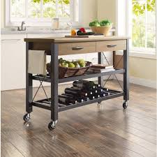 kitchen awesome kitchen carts on wheels skinny kitchen island