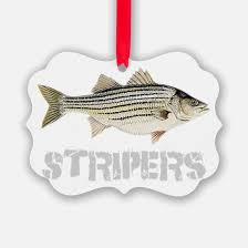 striped bass ornaments 1000s of striped bass ornament designs