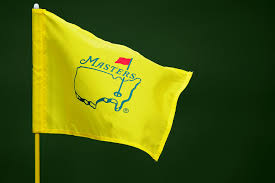 Golf Flags For Such A Traditional Tournament The Masters Is Serving Up