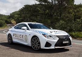 rcf lexus 2016 lexus rc f nsw police coupe joins australian police vehicle fleet