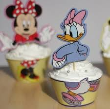 duck decorations donald duck cupcake wrapper decorating boxes cake cup with