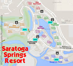 Disney World Epcot Map How To Get The Disney World Resort Room You Want