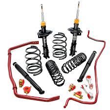mustang suspension 2011 2014 mustang eibach pro system plus suspension kit 35125680