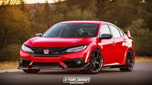 Is The Honda Civic Si Turbo 2017 Honda Civic Si Coupe First Sighting Page 15 2016 Honda
