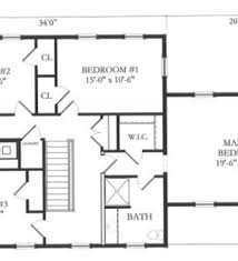 Simple House Floor Plans With Measurements Simple Floor Plans With Measurements On Floor With House Basic