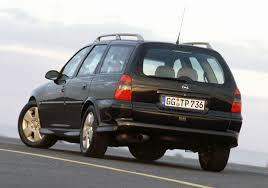 opel vectra caravan design edition b u00272000
