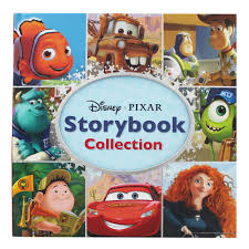 disney pixar storybook collection by disney books at