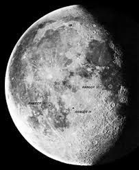 ranger photography of the moon