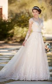 australia wedding dress essense of australia wedding dress style d2145 blush bridal