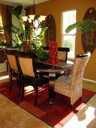 nice christmas dining room table decoration ideas everyday party dining room table centerpieces with oval chairs rattan chair on red rug as dining room
