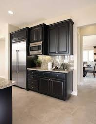 Paint Kitchen Cabinets Before After Kitchens With Grey Painted Cabinets Painting Kitchen Cabinets