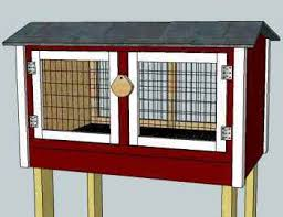 Double Decker Rabbit Hutch 50 Diy Rabbit Hutch Plans To Get You Started Keeping Rabbits