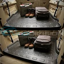 custom land rover discovery land rover discovery 4 cargo liner trunk mat custom fit euro