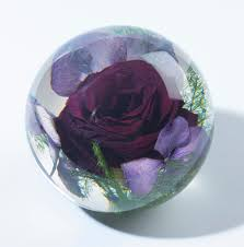 wedding flowers paperweight paperweights range flowers forever