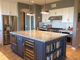 Restoration Kitchen Cabinets Final Kitchen Cambria Praa Sands Quartz Countertop Restoration