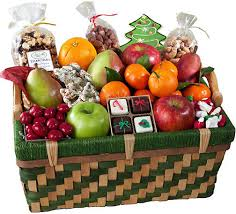 christmas fruit baskets best christmas gift baskets to give to your loved ones this