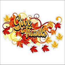 happy thanksgiving static cling window thanksgiving