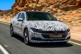 volkswagen arteon rear new volkswagen arteon prototype review auto express