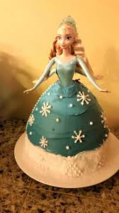 my crazy life and the blessings within frozen cake for my niece