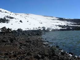 Hawaii lakes images Lake waiau the only glacial lake in the mid pacific only in hawaii jpg