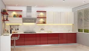 kitchen cabinet ideas india acrylic kitchen cabinets the indian kitchen design