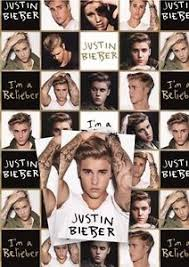 justin bieber gift wrap wrapping paper 2 sheets and 2 tags ebay