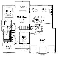 1 story mediterranean house plan jameson jameson floor plan