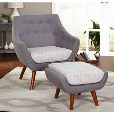 Living Room Chair And Ottoman by Best 25 Chair And Ottoman Ideas On Pinterest Pottery Barn