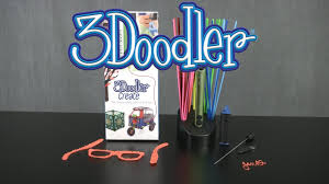 3doodler news reviews and more 3doodler create doodle stand u0026 nozzle set from wobbleworks youtube