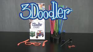 doodles by you 3doodler 3doodles 3doodler create doodle stand u0026 nozzle set from wobbleworks youtube