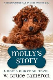 molly s story a s purpose novel by w bruce cameron