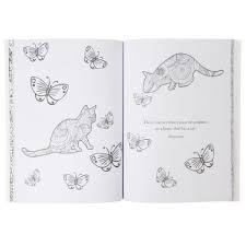 calm colour keep calm and colour cats colouring book