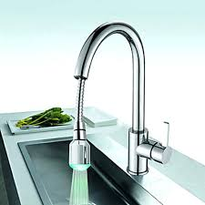 Led Kitchen Faucets Led Lighted Kitchen Faucets Kitchen The Home Depot Led Kitchen
