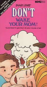 amazon com shari lewis and lamb chop don u0027t wake your mom
