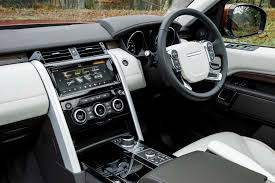 land rover interior 2017 2017 land rover discovery first drive highlights from the